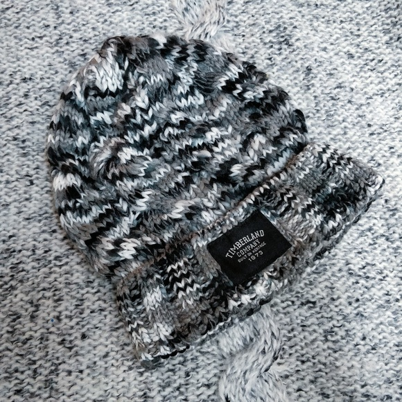 1dee2da7063 Timberland Accessories - Timberland One Size Gray Cable Knit Hat